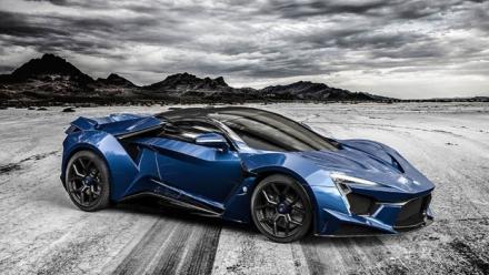 7 sự thật thú vị về siêu xe Ả Rập Lykan Hypersport