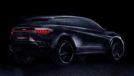 Siêu SUV Lamborghini Urus bị hãng xe Trung Quốc nhái thiết kế