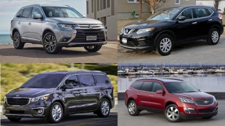 Những mẫu xe gia đình đáng mua nhất có giá dưới 700 triệu đồng