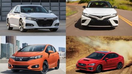 Những mẫu xe đời mới giữ giá nhất thị trường hiện nay