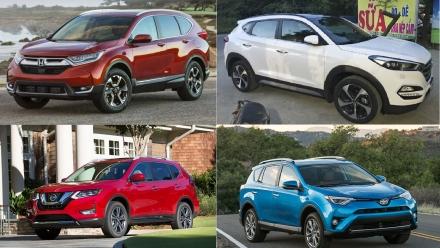 Những mẫu SUV cỡ nhỏ có khoang hành lý rộng rãi nhất