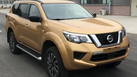 Cận cảnh Nissan Terra 2018, mẫu SUV cạnh tranh với Toyota Fortuner