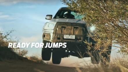 Ford Ranger Raptor đã sẵn sàng ra mắt tại Thái Lan