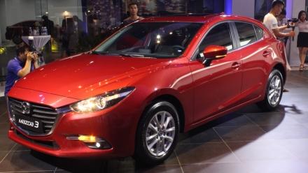 Nhiều mẫu xe Kia, Mazda tăng gấp đôi doanh số