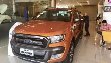 Bảng giá Ford mới nhất tháng 4/2018: Tiếp tục giảm giá