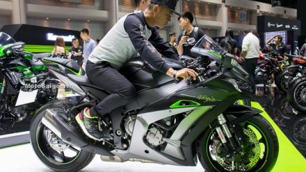 Hàng chục môtô Kawasaki tại Việt Nam phải triệu hồi để khắc phục lỗi