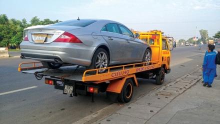 Bảo hiểm xe ô tô được cứu hộ giao thông miễn phí