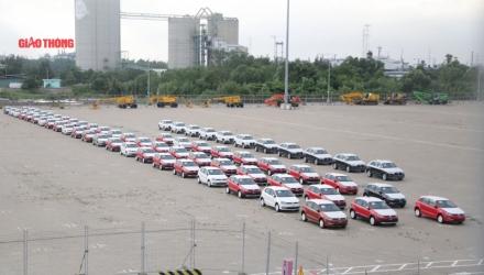 Ô tô nhập khẩu từ Nhật Bản và Đức tăng trở lại