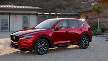 Rò rỉ thông tin Mazda CX-5 thế hệ mới với nhiều nâng cấp