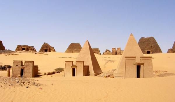 Quốc gia nào sở hữu nhiều kim tự tháp hơn cả Ai Cập?