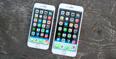iPhone 8 và iPhone 8 plus bị 'bỏ rơi'?