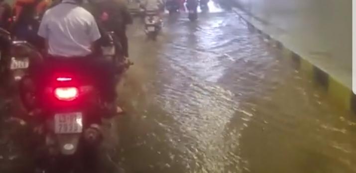 'Ao nước' bất thường trong hầm chui Điện Biên Phủ - Nguyễn Tri Phương