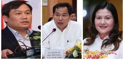 Thủ tướng ký quyết định bổ nhiệm thêm 3 Thứ trưởng