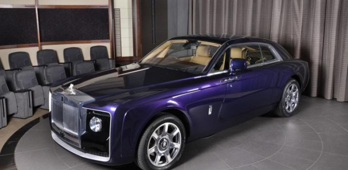 Chiêm ngưỡng Rolls-Royce giá gần 300 tỷ đồng tại đại lý