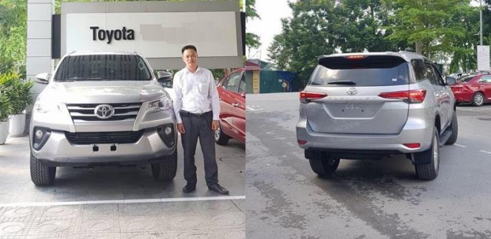 Mua Toyota Fortuner 2018 không còn bị ép mua phụ kiện?