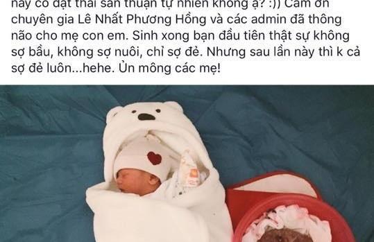 Truyền bá 'sinh con thuận tự nhiên', Bộ Y tế đề nghị xử nghiêm