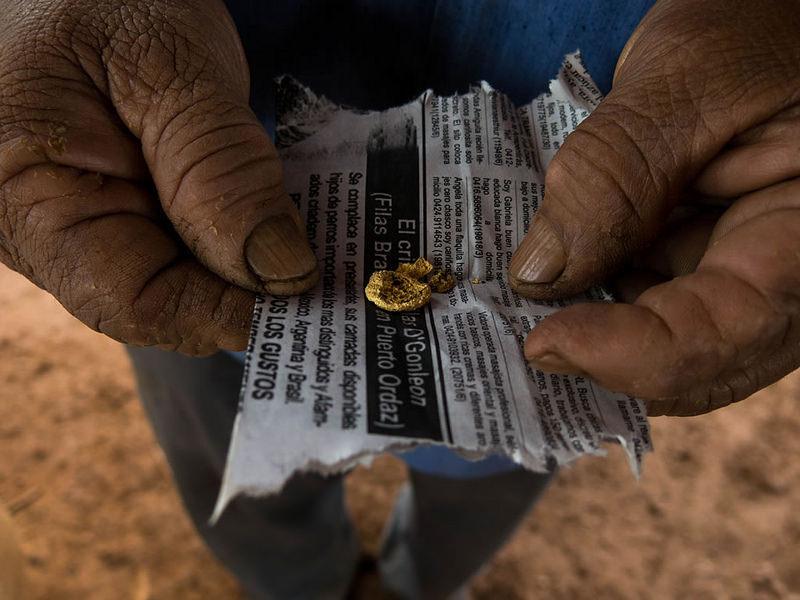 Báo Nga: Venezuela còn 10.000 tấn vàng chưa được khai thác - Ảnh 4.