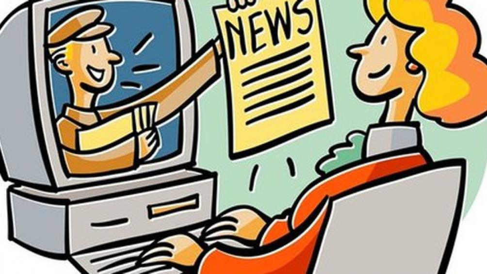Tin tức tốt lành hay xả rác mạng? - ảnh 1