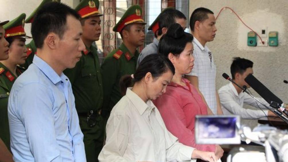 Xét xử lưu động vụ mẹ nữ sinh giao gà ở Điện Biên kháng cáo kêu oan