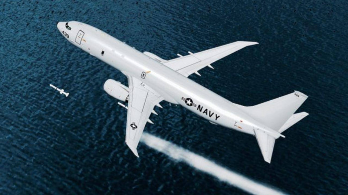 Mỹ gia tăng máy bay do thám Biển Đông với số lượng chưa từng có