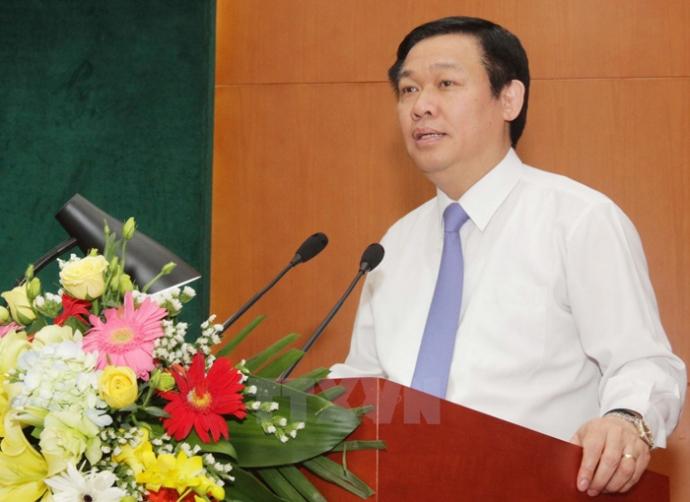 tiểu sử phó thủ tướng chính phủ vương Đình huệ