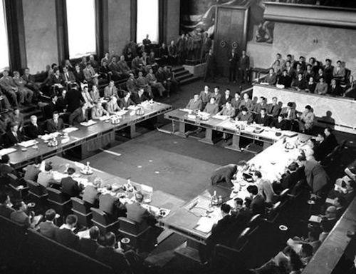vai trò đen tối của trung quốc tại hội nghị geneva 1954