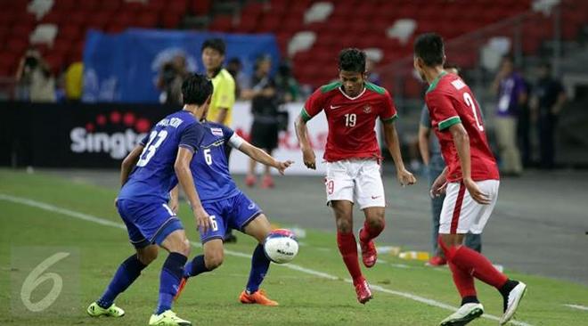Link xem trực tiếp Thái Lan vs Indonesia, chung kết AFF Cup 2016