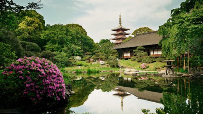 """1. Tokyo, Nhật Bản  Tokyo, và Nhật Bản nói chung là điểm đến đứng đầu trong danh sách này. Nơi đây là """"nhà"""" của những công nghệ tiên tiến nhất, những tòa nhà bằng kính cao chọc trời, chương trình biểu diễn của robot, những khu vườn thanh bình, nhiều ngôi chùa ấn tượng, cuộc sống về đêm sôi động và món sushi ngon tuyệt."""