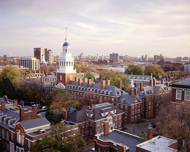 Cho dù là một sinh viên Harvard mới bắt đầu năm học hay chỉ là du khách đến thăm Đại học Harvard trong một chuyến tham quan, đây chính là thiên đường cho sinh viên, khách du lịch và cả các nhiếp ảnh gia.