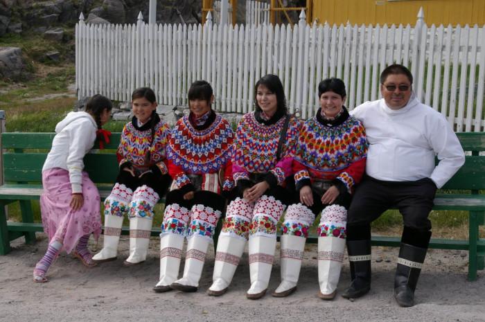 10 sự thật đáng kinh ngạc về người Eskimos 1