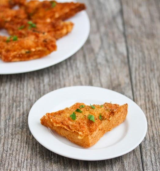 Bánh mì sandwich chiên tôm thơm ngon giòn rụm cho bữa sáng 3