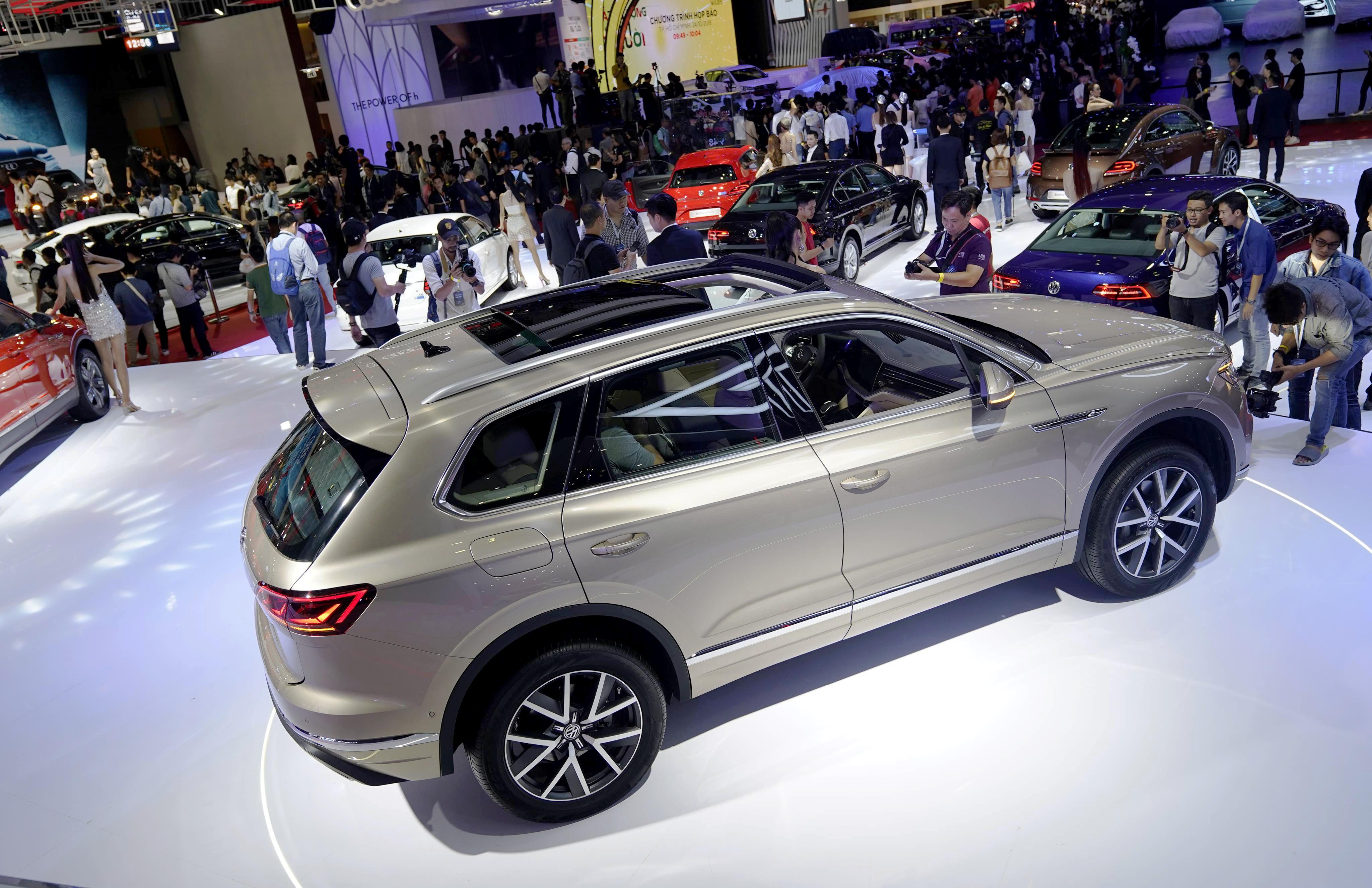 Mẫu SUV thế hệ mới có thiết kế hoàn toàn thay đổi so với các phiên bản trươ
