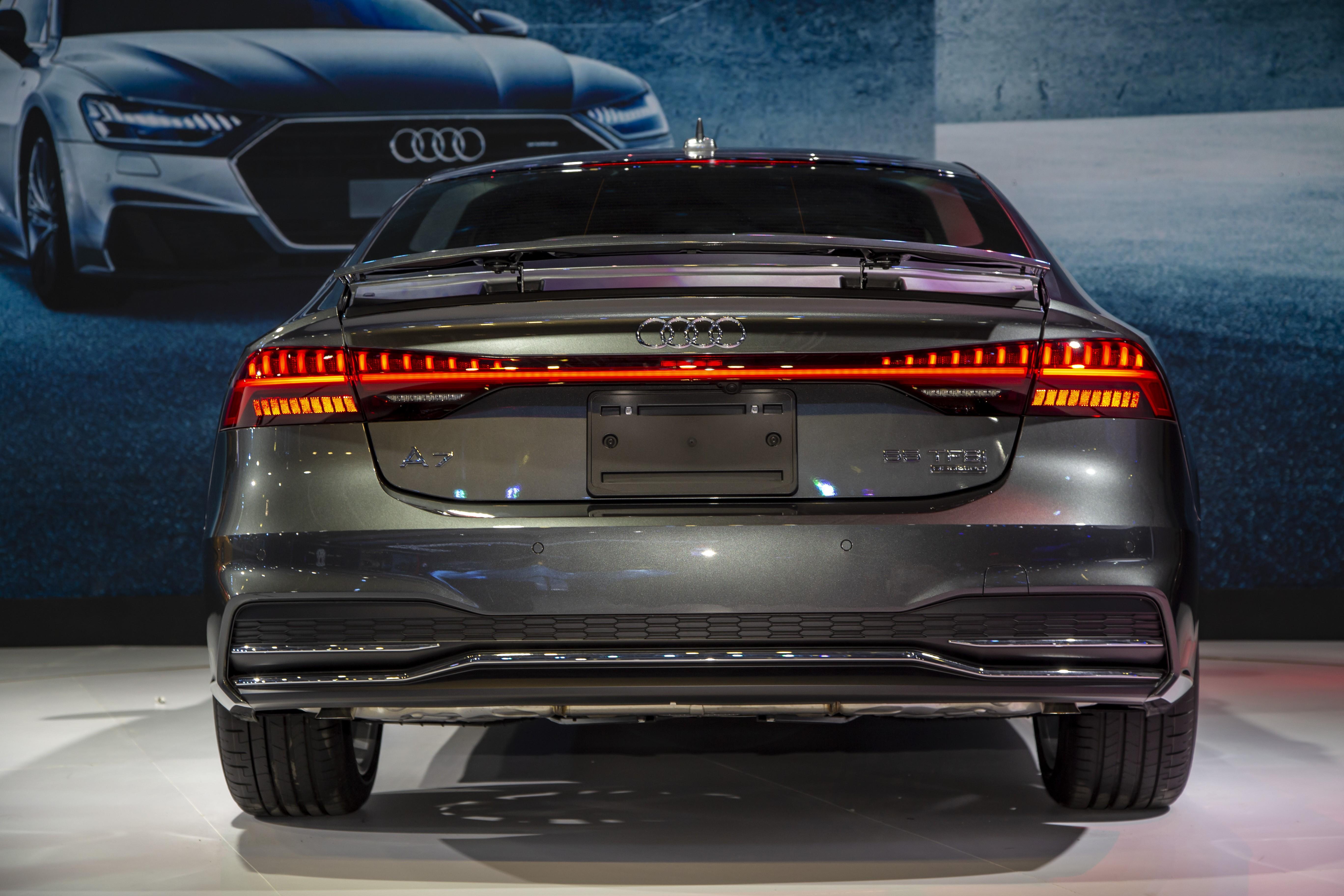 Audi A7 Sportback 2019 là thế hệ thứ 2 của mẫu xe này