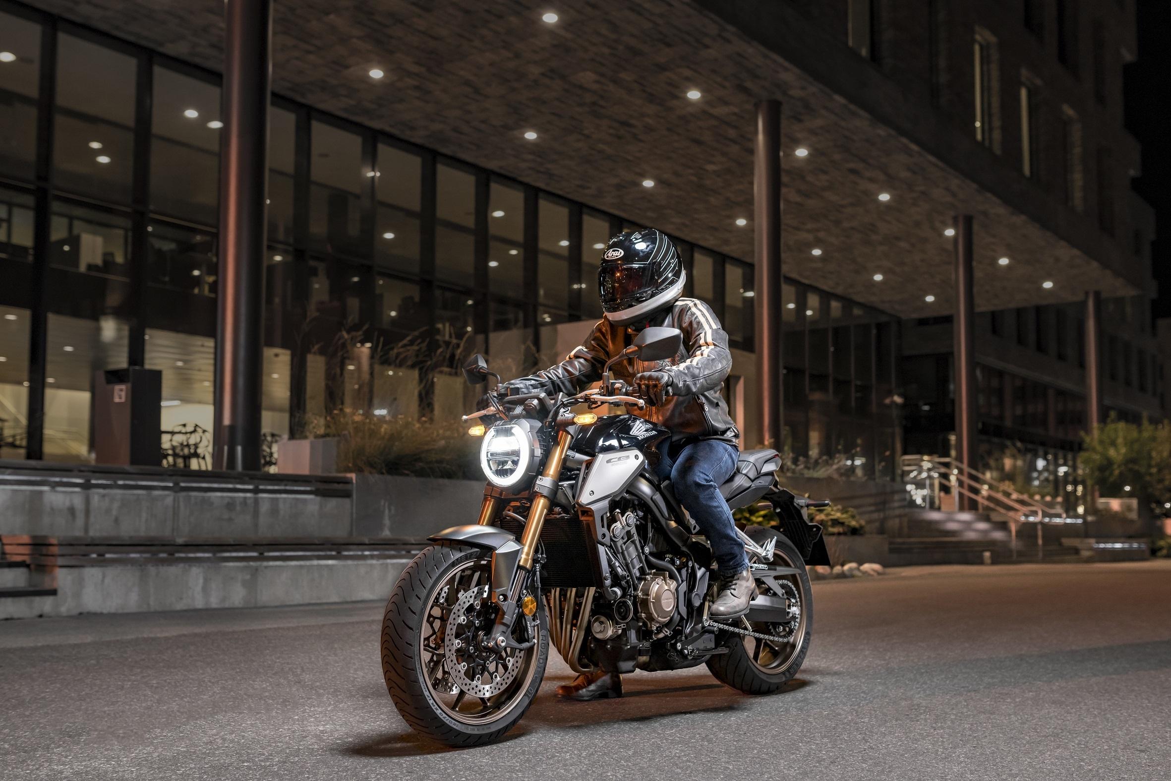 CB650R chính thức được Honda giới thiệu tại thị trường Việt Nam