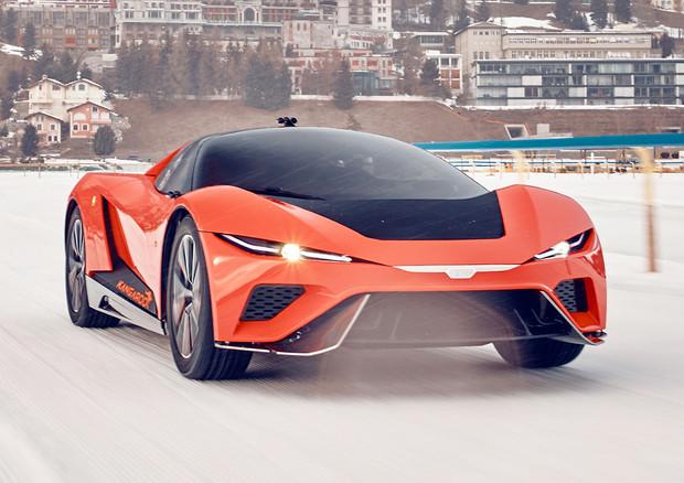 """Trong thời gian gần đây, xe điện đã trở thành """"điểm sáng"""" của các triển lãm ô tô. Geneva International Motor Shows 2019 cũng không ngoại lệ"""