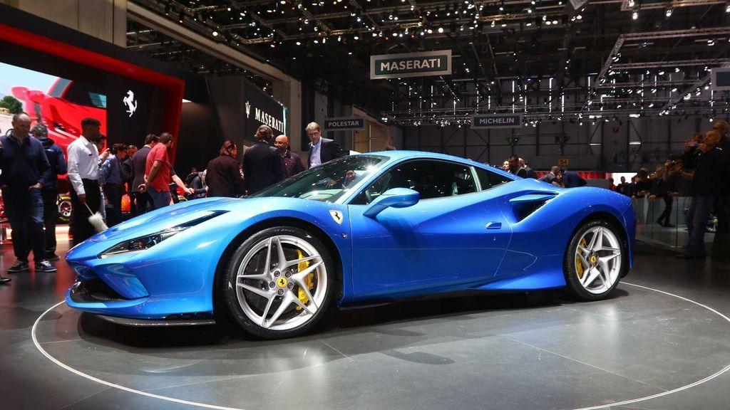 F8 Tributo là mẫu xe thay thế cho 488 GTB - chiếc xe bán chạy hàng đầu hiện tại của Ferrari
