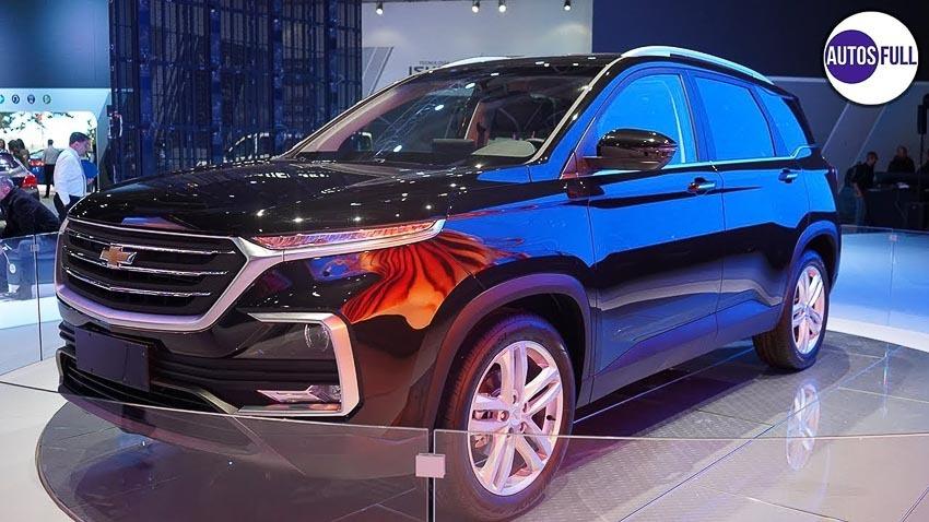 Những hình ảnh hé lộ về mẫu xe này cho thấy, Chevrolet Captiva thế hệ thứ 2 dựa trên nền tảng khung gầm chung với hai mẫu xe Baojun 530, Wuling Almaz thuộc tập đoàn SAIC