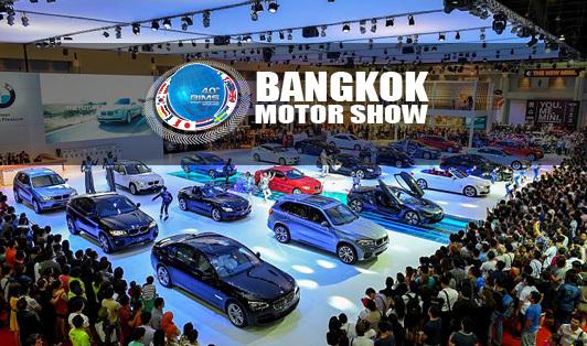 Bangkok International Motor Show 2019 diễn ra tại Thái Lan đã quy tụ hàng loạt các cái tên đình đám