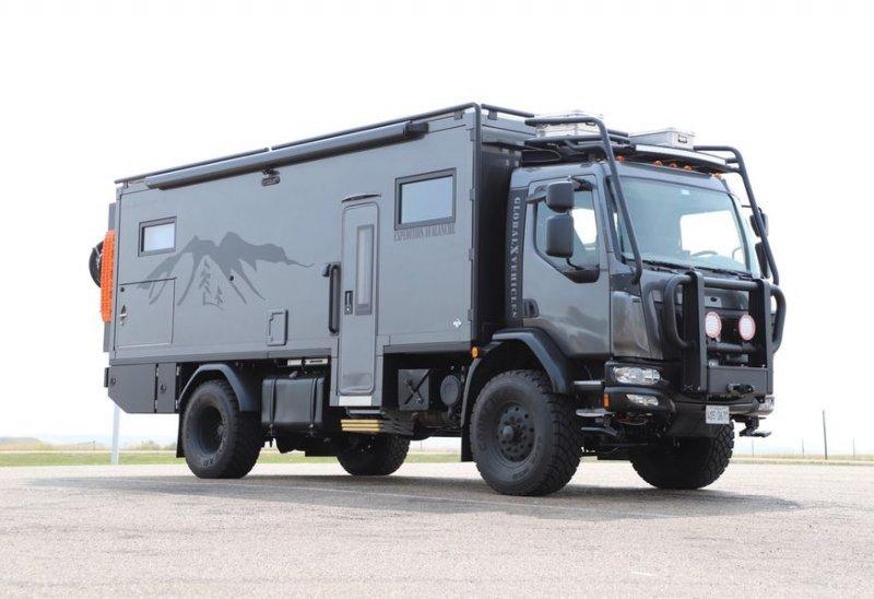 Mẫu xe tải Patagonia sẽ thực sự gây choáng ngợp cho khách hàng bởi những công năng mà chiếc xe sở hữu với mức giá bán hơn 465.000 USD (~10 tỷ VNĐ) tại Mỹ