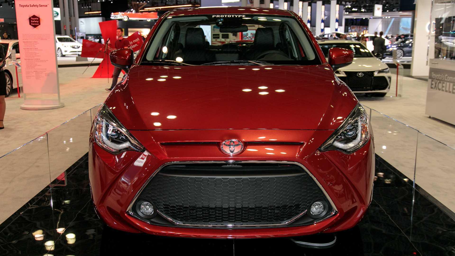 Thế hệ mới của Toyota Yaris vừa chính thức được trình làng trong khuôn khổ Triển lãm Ô tô New York 2019 với diện mạo trông rất giống với Mazda 2