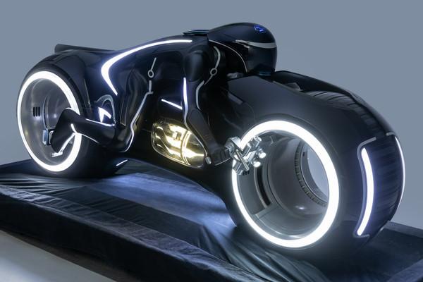 Lightcycle trong 'Tron: Legacy'