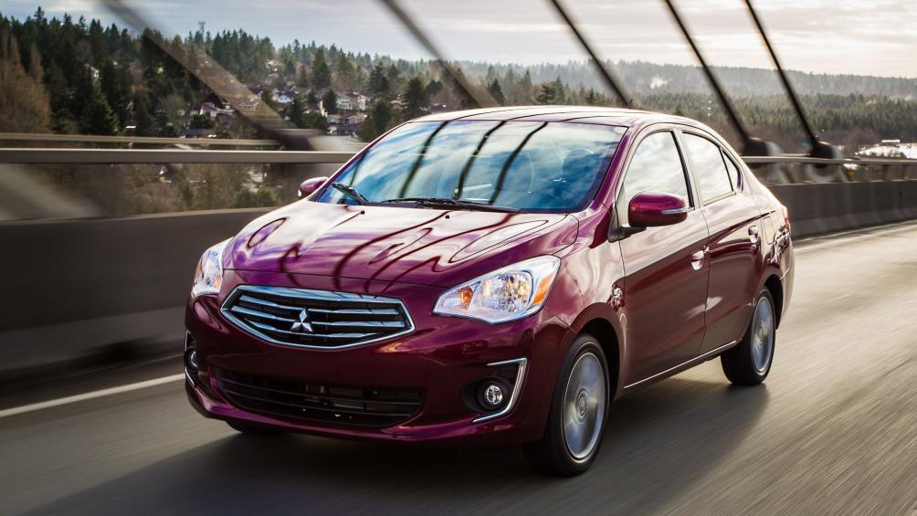 Mitsubishi Mirage có tỷ lệ tai nạn tử vong là 10,2 xe trên mỗi 1 tỷ dặm đường