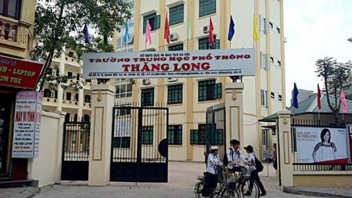 """Bất ngờ hạ điểm chuẩn xuống 30, trường THPT Thăng Long có tạo """"cú sốc""""?"""