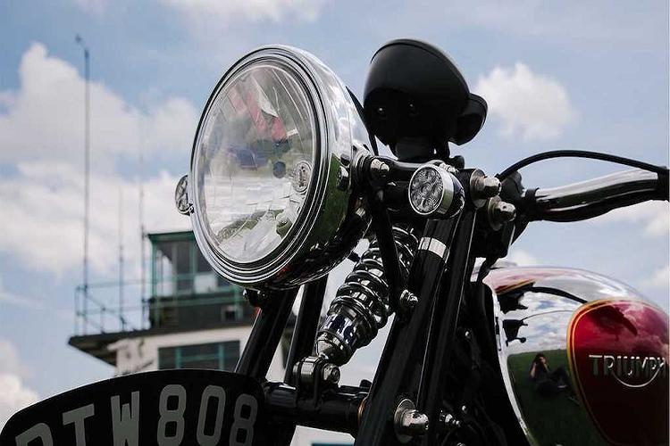 Cảm hứng được các đại lý Triumph lấy ý tưởng tới từ khắp nơi - từ những chiếc xe đua flat track Mỹ tới các dòng xe trong quá khứ từ thương hiệu xe máy Anh quốc này