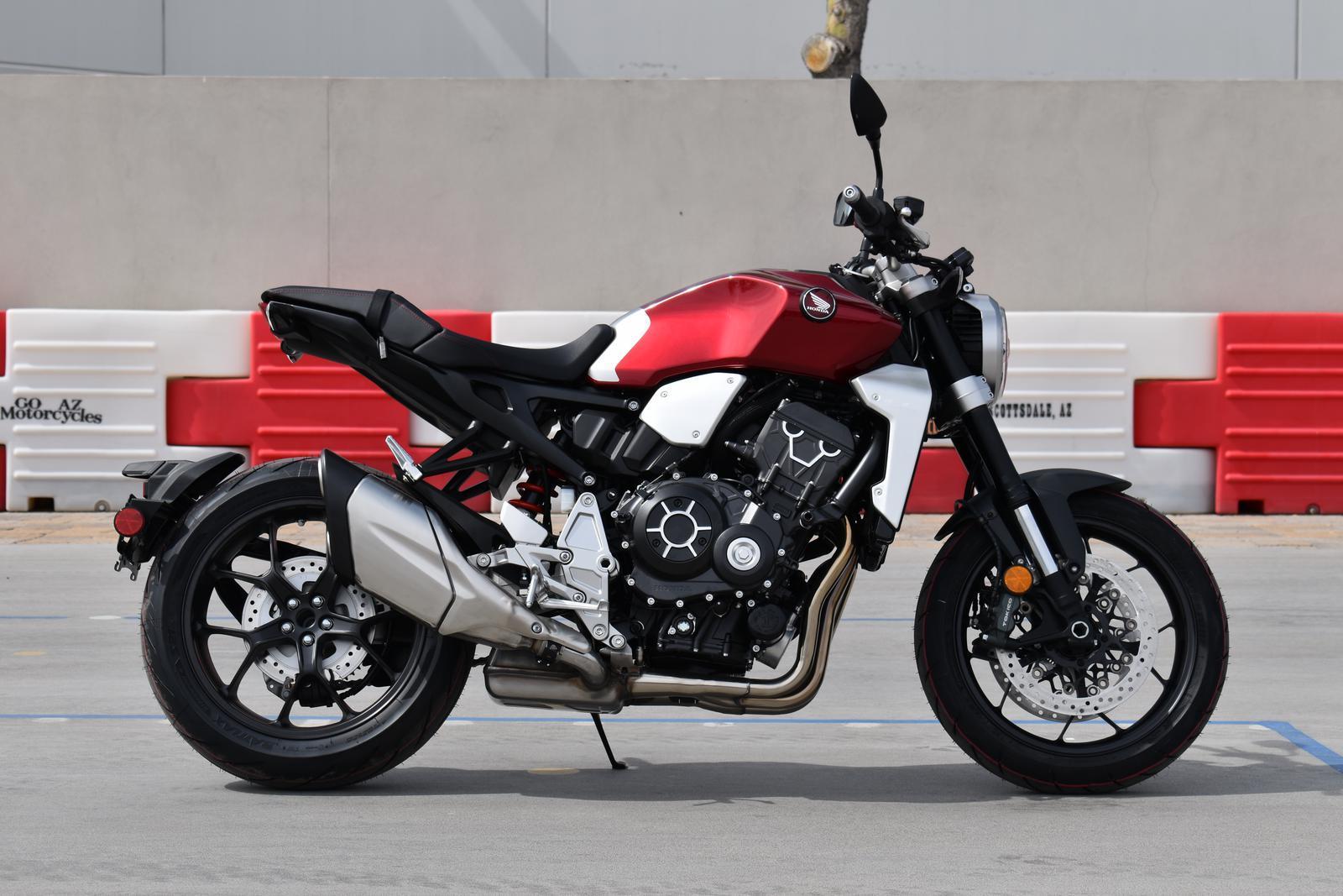 3. Honda CB1000R 2019 (giá khởi điểm: 13.499 euro)