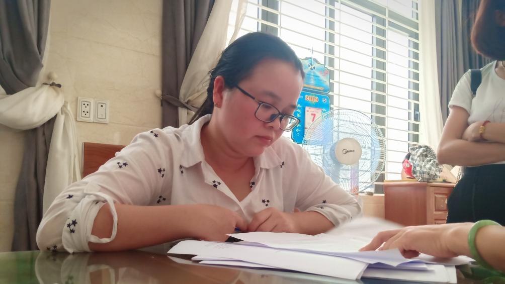 Rung dong Da Nang: Vo hui 100 ty, nha chu no bi bao vay