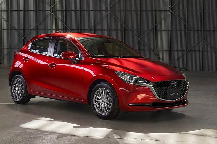Những thay đổi trong hệ thống an toàn, nổi bật là kiểm soát hành trình Mazda Radar Cruise Control (MRCC) tùy chọn với tính năng Stop and Go. Tương tự như vậy, hệ thống hỗ trợ giữ làn đường giờ đây đã được trang bị tùy chọn cho xe. Hiện giá xe Mazda2 2020 tại thị trường Thái Lan vẫn chưa được công bố
