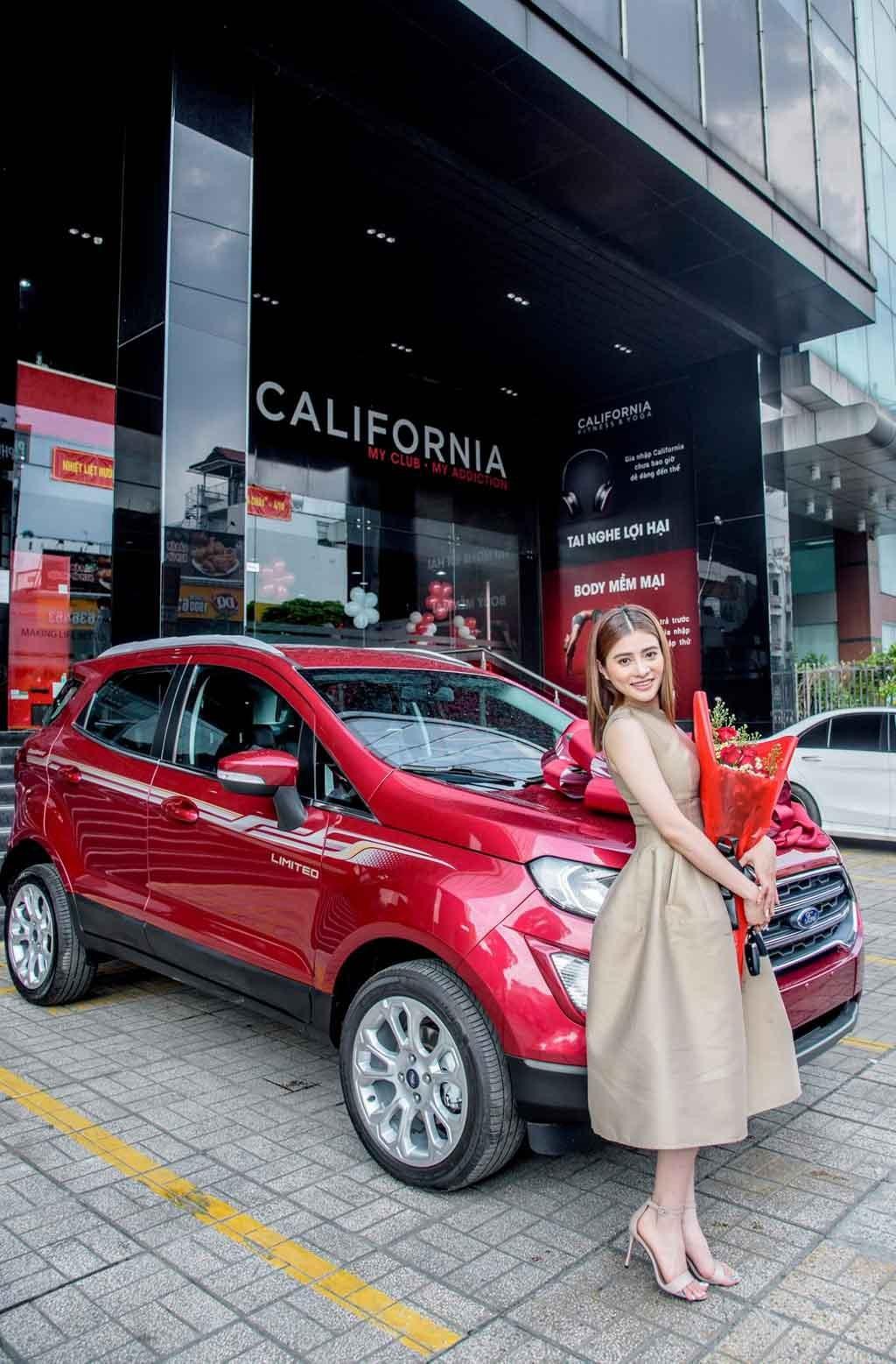 Đáp ứng các tiêu chuẩn về hình thể, phù hợp với tiêu chí của nhà tài trợ (Urban Sporty Smart) và có video review hay nhất về xe Ford EcoSport