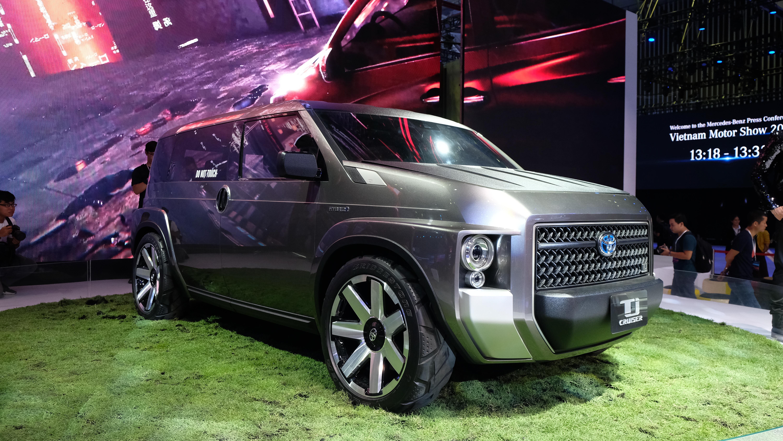 Đây là mẫu xe ý tưởng, sử dụng động cơ hybrid, qua đó, Toyota Việt Nam muốn mang tới thông điệp mong muốn nâng cao, cải thiện chất lượng môi trường