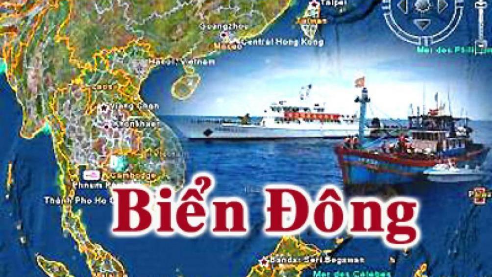 Tình hình Biển Đông hiện nay, tin tức Biển Đông mới nhất
